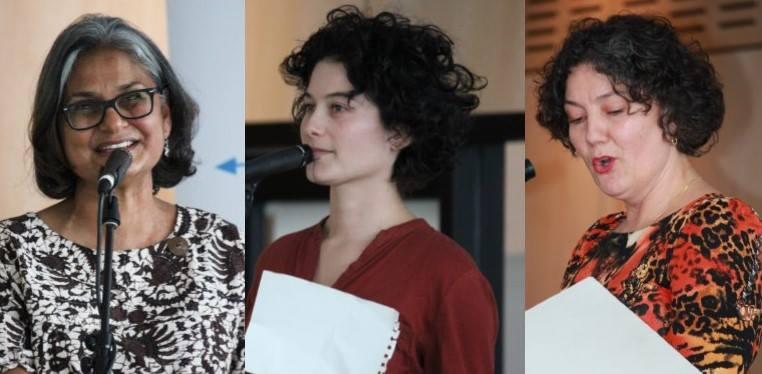 Anita, Vesna and Karina