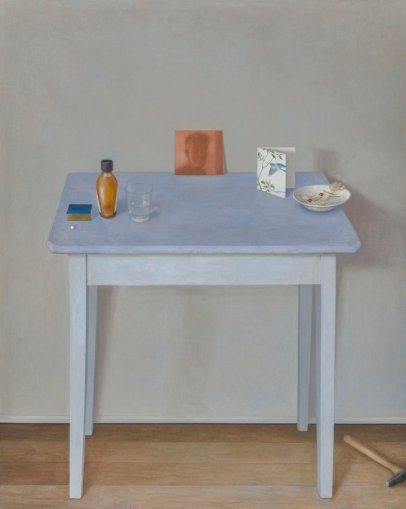 J.Scurry++Table+with+Reflected+Portrait+2017+127x97cm+pg
